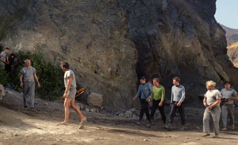 Minerals in movies Star Trek